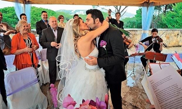 Свадьба Алексея Чумакова