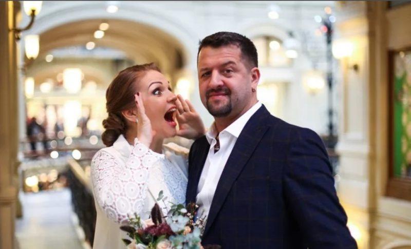 Свадьба Марины Девятовой и Алексея Пигуренко
