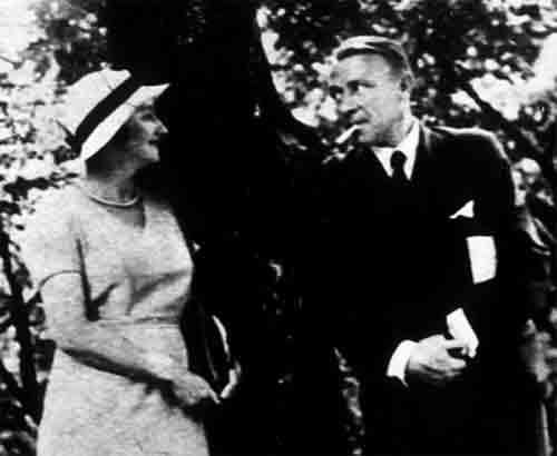 Михаил Булгаков и Любовь Белозерская