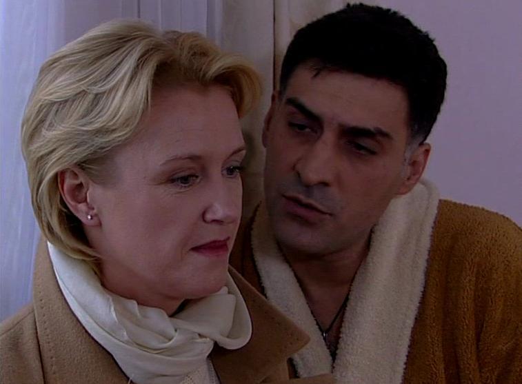 Тигран Кеосаян в сериале «Любовница»