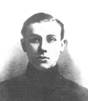 Михаил Булгаков в юности