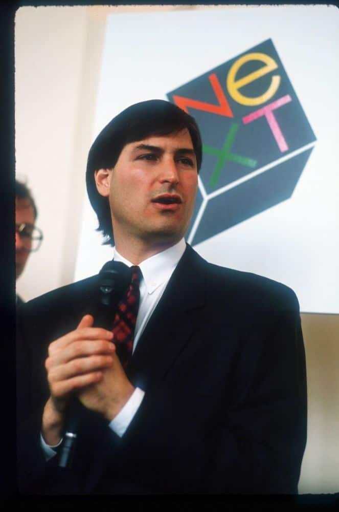 Стив Джобс в компании NeXT