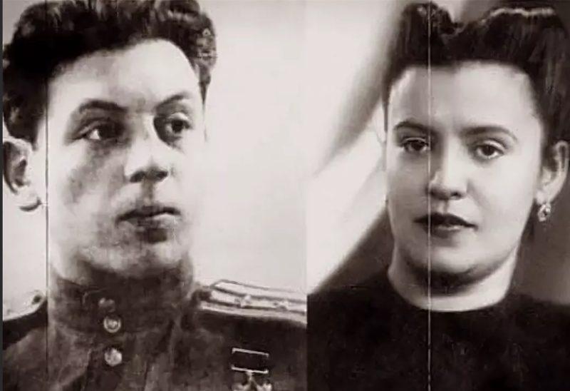 Василий Сталин и Екатерина Тимошенко