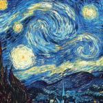 «Звездная ночь» Ван Гога
