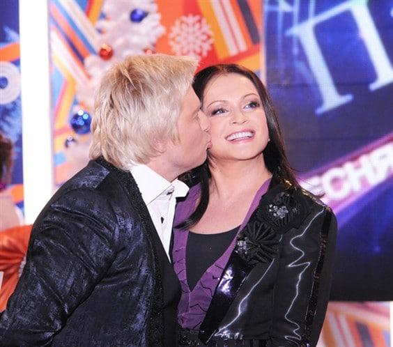 София Ротару дуэт с Николаем Басковым