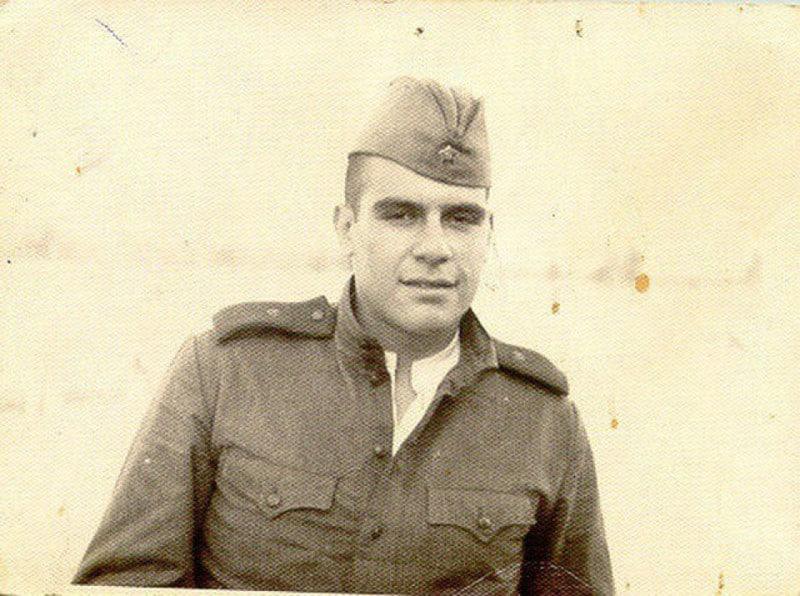 Сергей Довлатов в армии