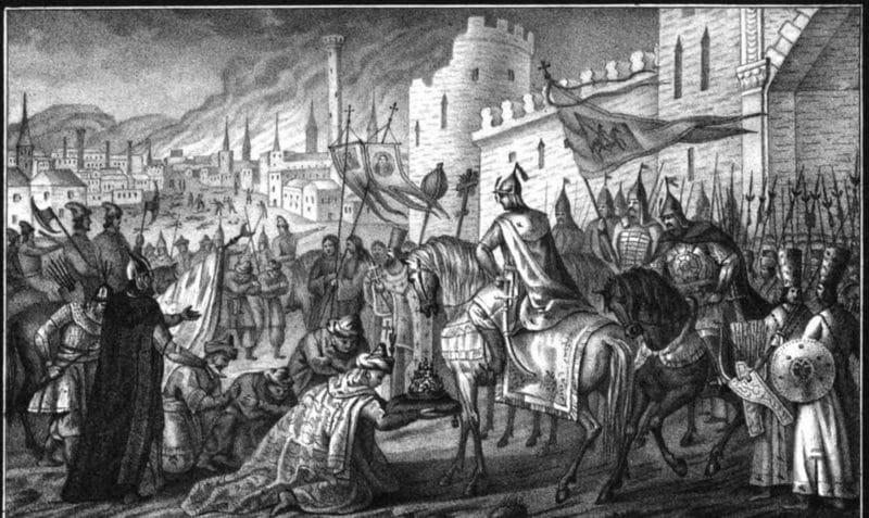 Завоевание Казани