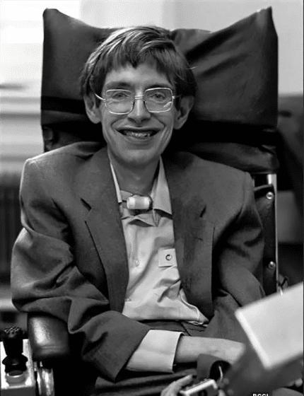 Прогрессирующая болезнь Стивена Хокинга