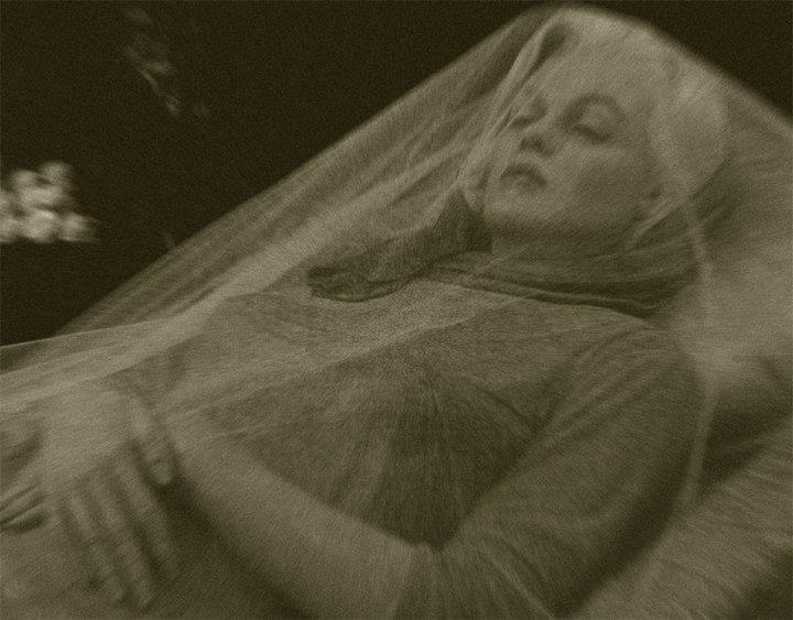 Посмертные фото Мэрилин Монро