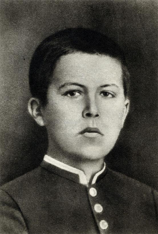 Антон Чехов в детстве
