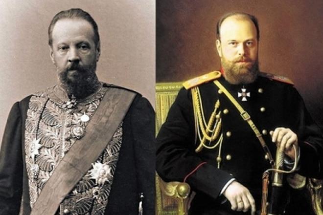 Александр 3 и Витте