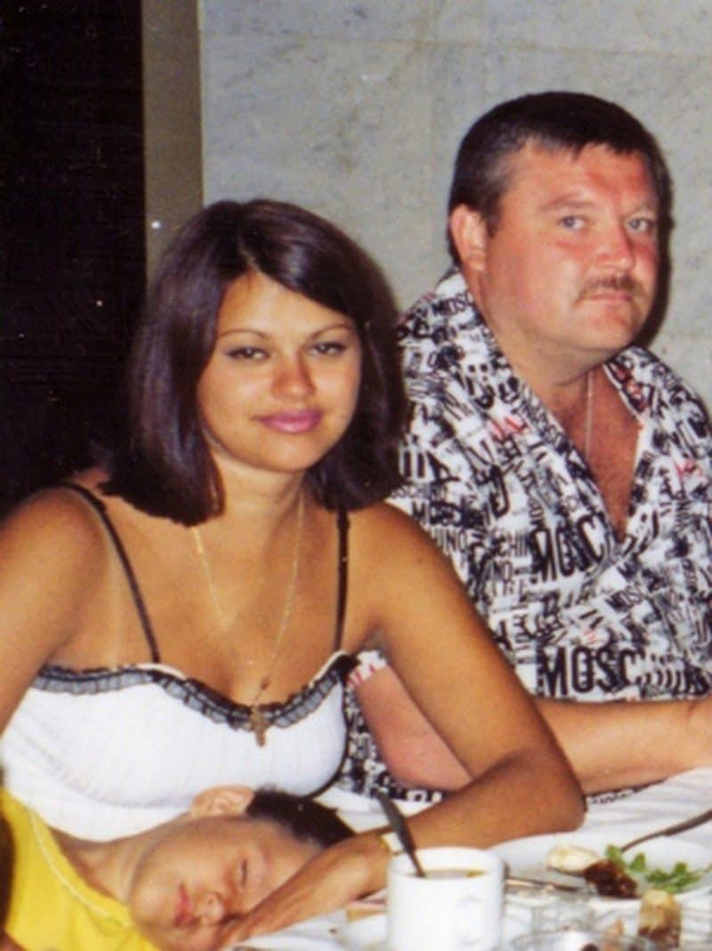 Ирина Круг с Михаилом Кругом