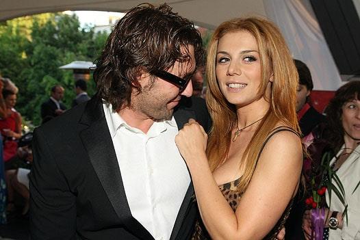Андрей Малахов с Анной Седоковой