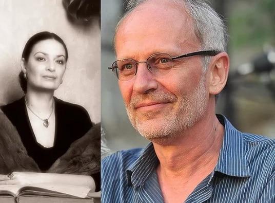 Александр Гордон и Мария Бердникова