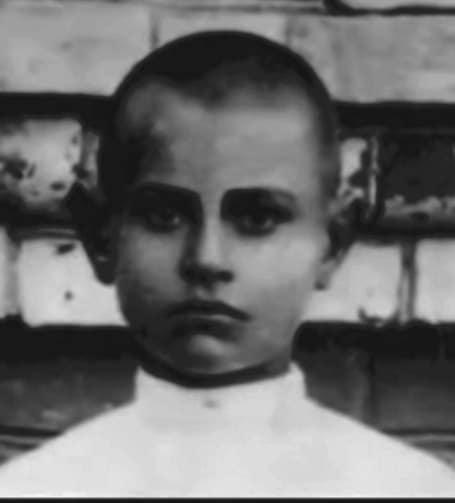 Алексей Маресьев в детстве