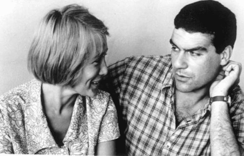 Сергей Довлатов с Тамарой Зибуновой