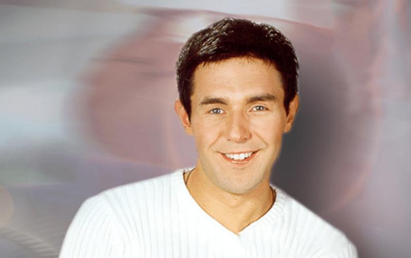 Андрей Малахов в молодости