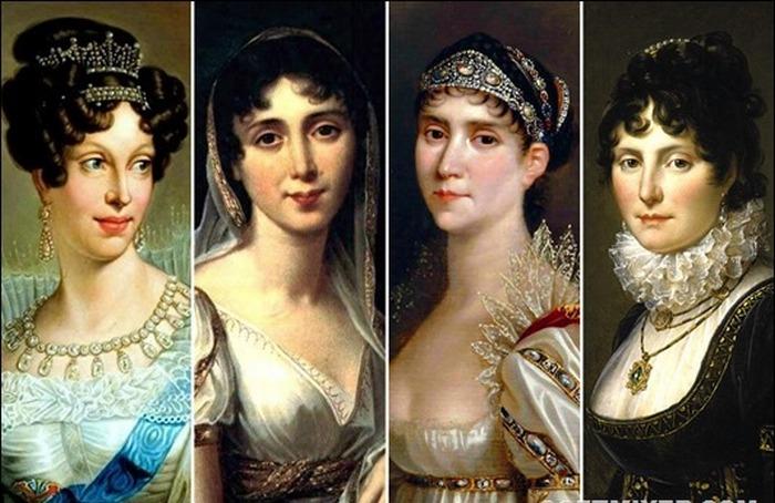 Женщины Наполеона Бонапарта