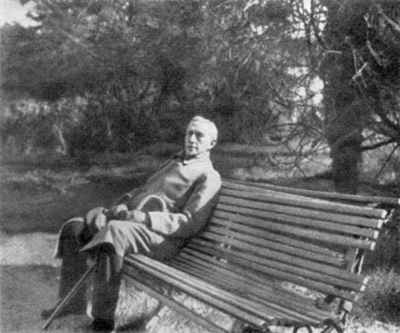 Иван Бунин во Франции