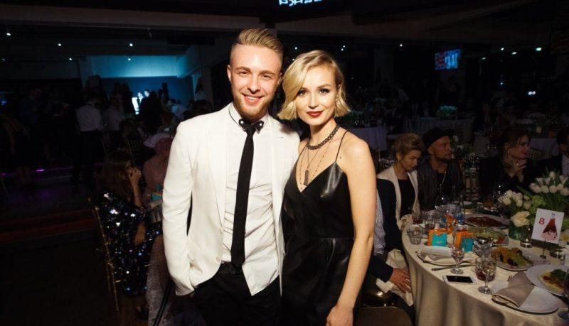 Полина Гагарина с Егором Крид