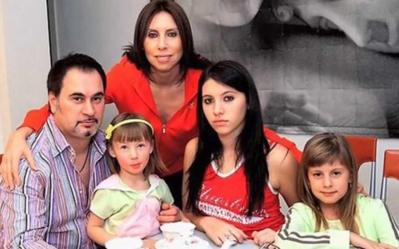 Валерий Меладзе с детьми