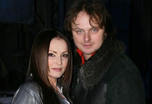 София Ротару с сыном