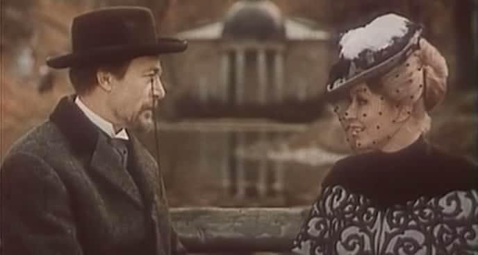 Кадр из фильма «Сюжет для небольшого рассказа»