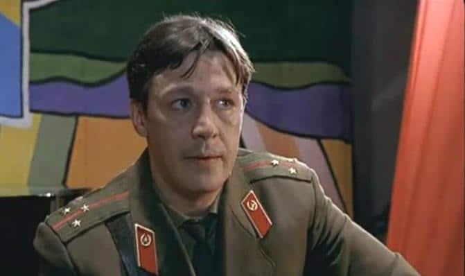 Михаил Ефремов в сериале «Граница. Таежный роман»