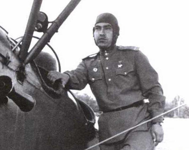 Алексей Маресьев на войне