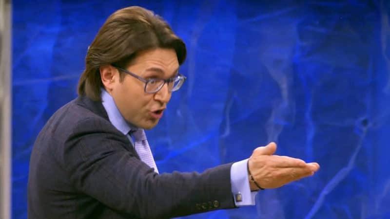 Андрей Малахов в передаче «Пусть говорят»