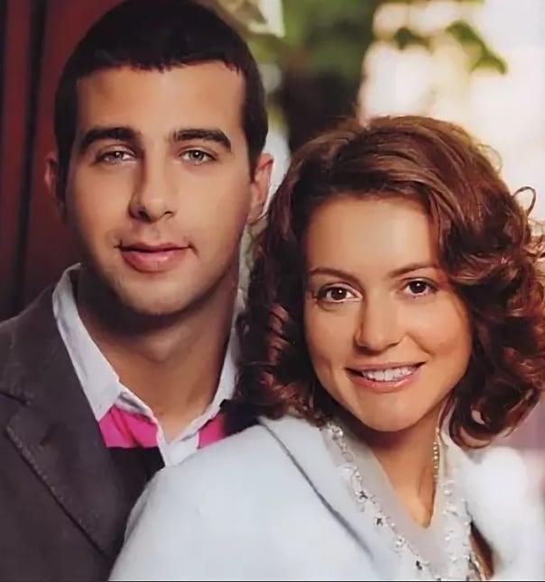 Иван Ургант с Кариной Авдеевой