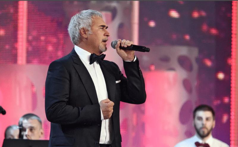 Валерий Меладзе в «Новой волне»