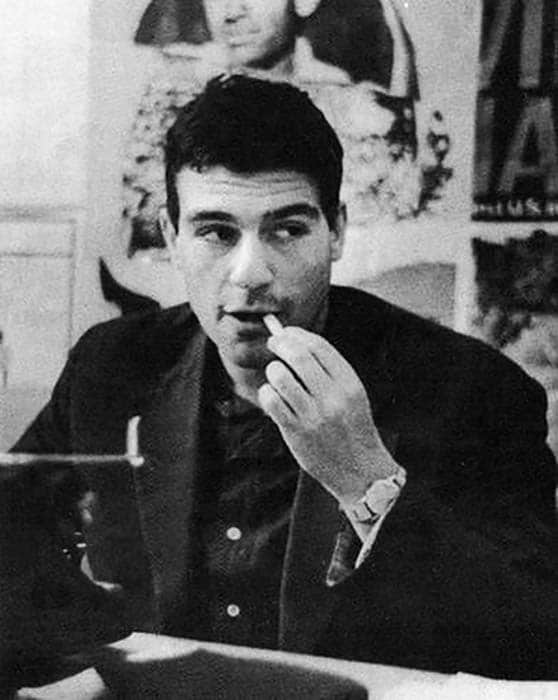 Сергей Довлатов в молодости