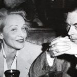 Эрих Мария Ремарк с Марлен Дитрих