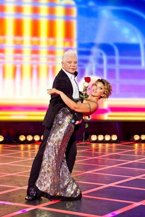 Борис Моисеев на танцах
