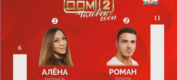 Роман Капаклы в победитель конкурсе «Человек года»