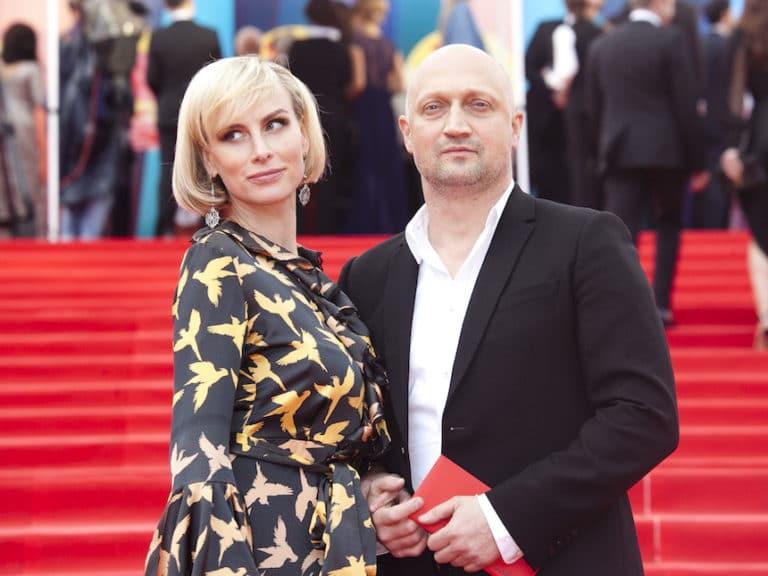 Гоша Куценко с Ириной Скриниченко