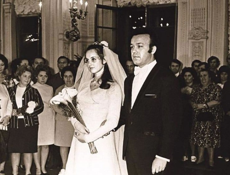 Свадьба Иосифа Кобзона с Нинель Дризиной