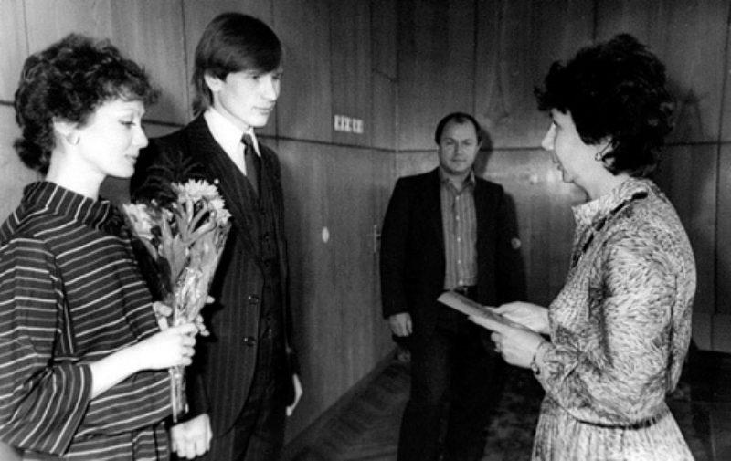 Свадьба Ольги Зарубиной с Александром Малининм
