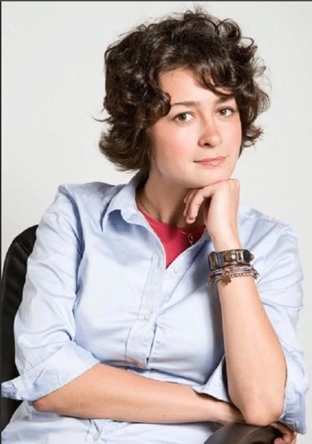 Анастасия Чуркина - первая жена Евгения Попова