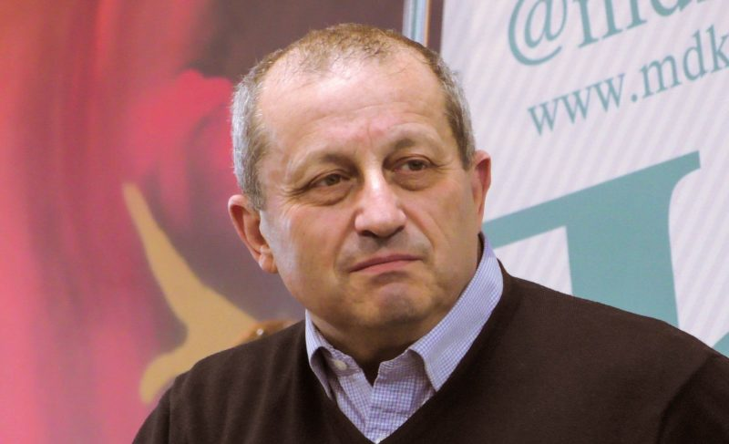Дипломат Яков Кедми