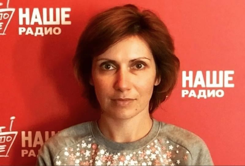 Светлана Зейналова на Нашем Радио