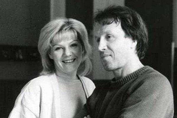 Александра Захарова с Владимиром Стекловым