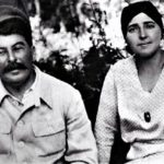 Надежда Аллилуева и Сталин
