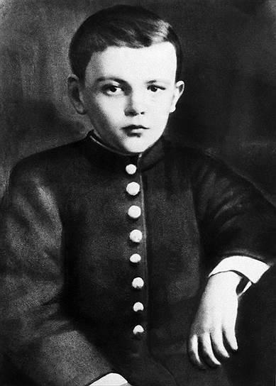 Владимир Ленин в детстве