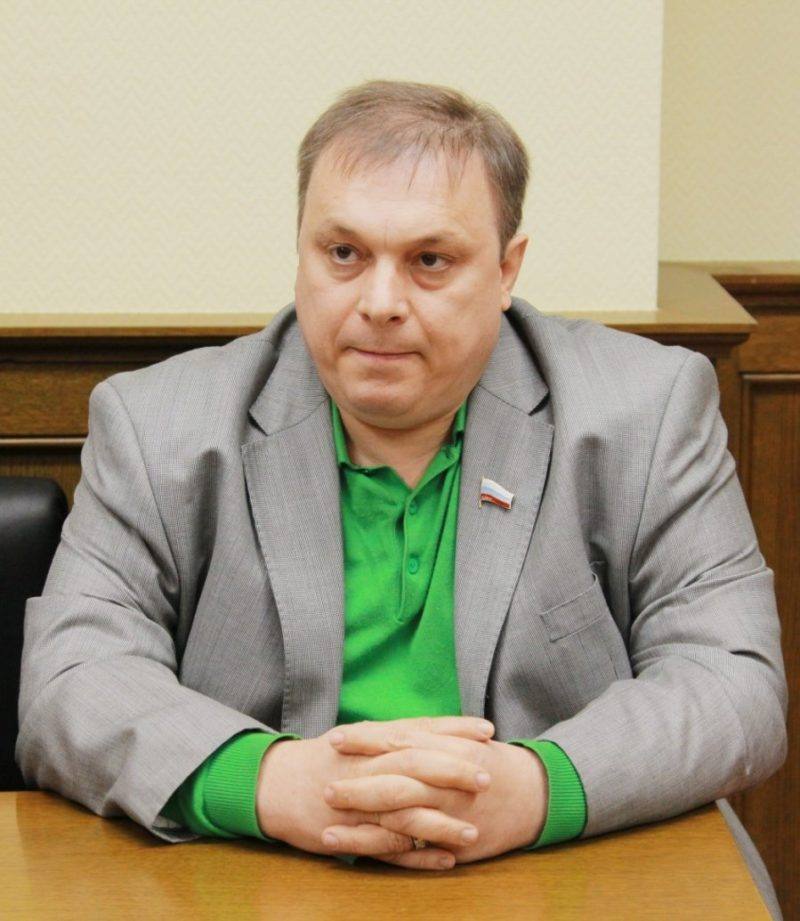 Андрей Разин депутат госдумы