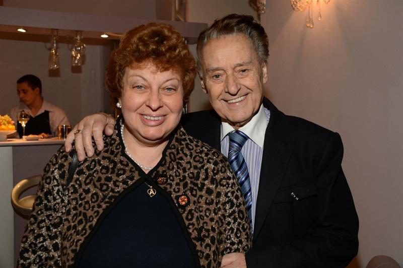 Андрей Дементьев с Анной Пугач
