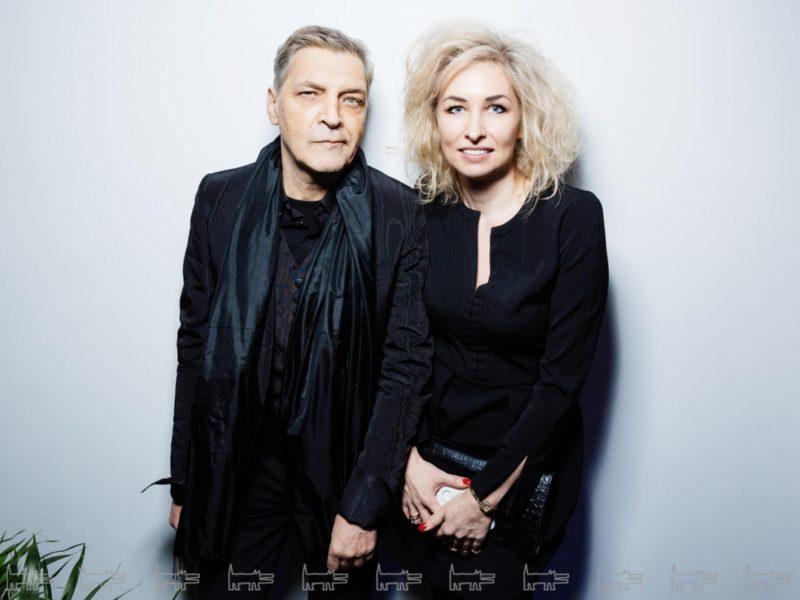 Александр Невзоров с женой Лидией