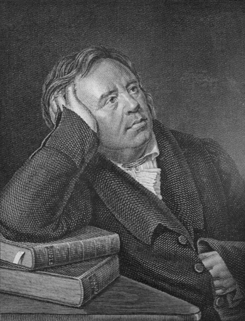 Портрет Ивана Крылова
