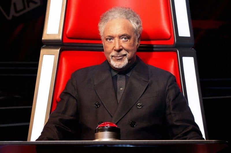 Том Джонс в проекте «Голос»